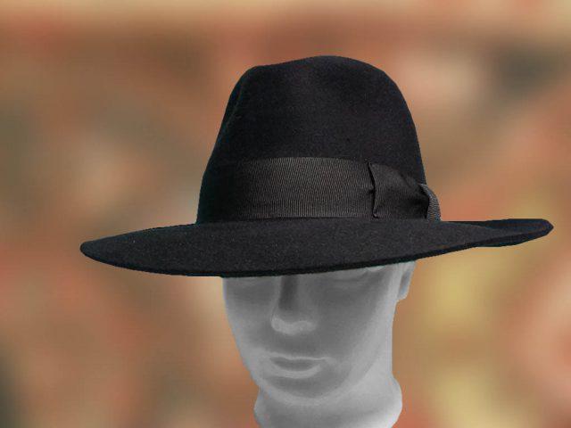 3bc74fa3c5 Elegáns Borsalino típusú férfi kalap - Férfi kalap női kalap sapka