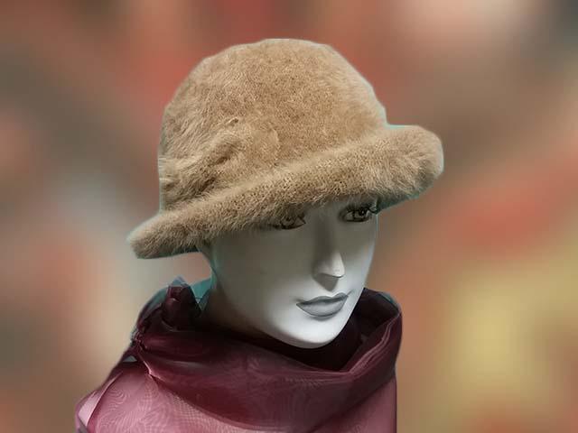 Angóra női kalap - Férfi kalap női kalap sapka 0bd34325d1