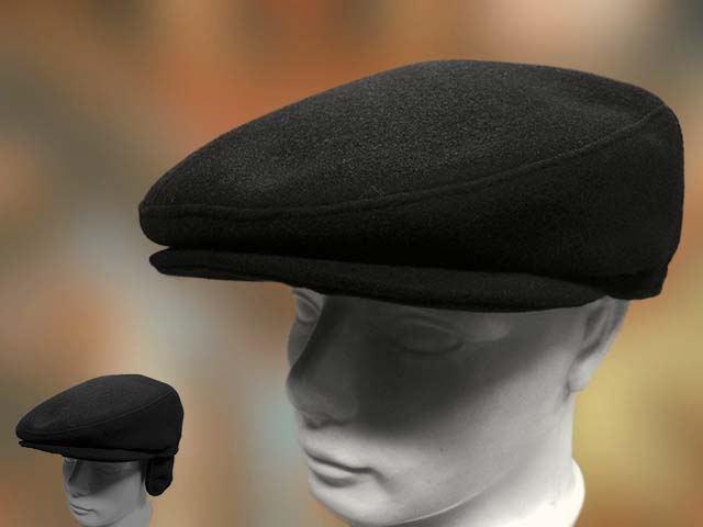 Férfi sapka golf fülvédős gyapjú - Férfi kalap női kalap sapka 49a6cdeabf