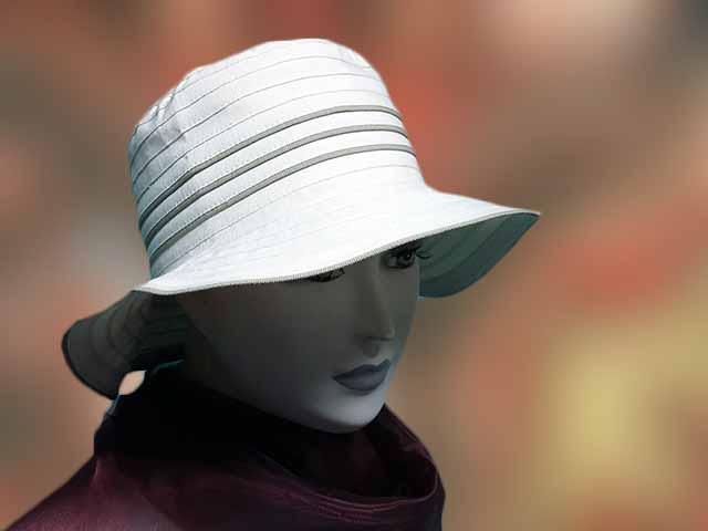 vaszon noi kalap nyari